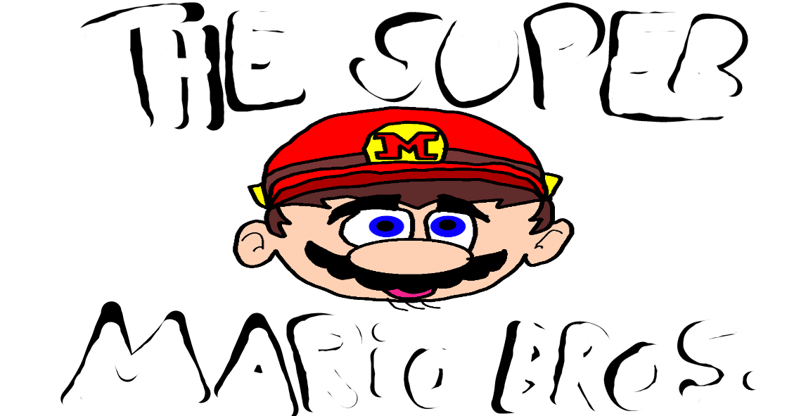 The New Super Mario Bros Super Show Alt Logo By 3dmarioworld