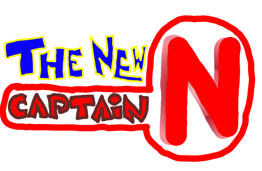 The New Captain N logo by 3dmarioworld