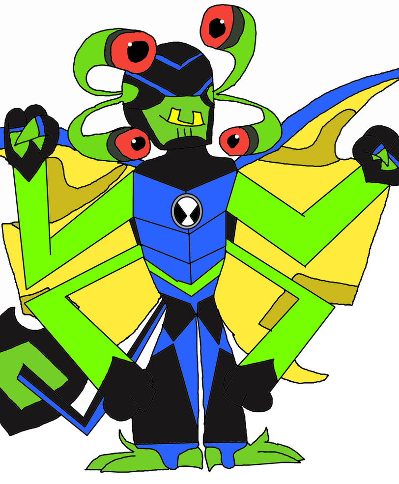 Reboot!Stinkfly (My Version) by 3dmarioworld