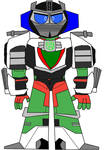 Autobots: Wheeljack [Robot Mode]