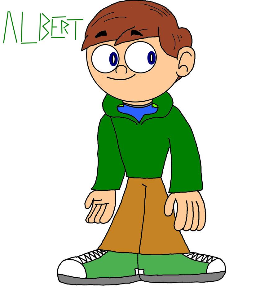 TRPoR: Albert by 3dmarioworld