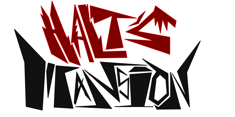 Halt's Mansion (Logo) by 3dmarioworld
