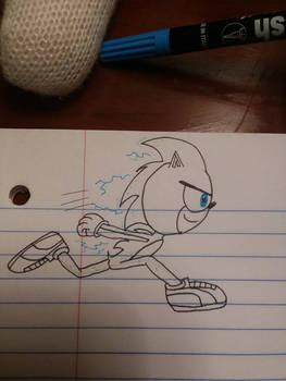 Toon Sonic: Sonic Speed!