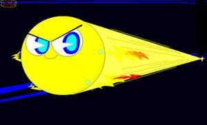 Super Sprintin' Good (Pac-Man X)