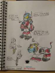 Transformers Unlimited: Leobreaker