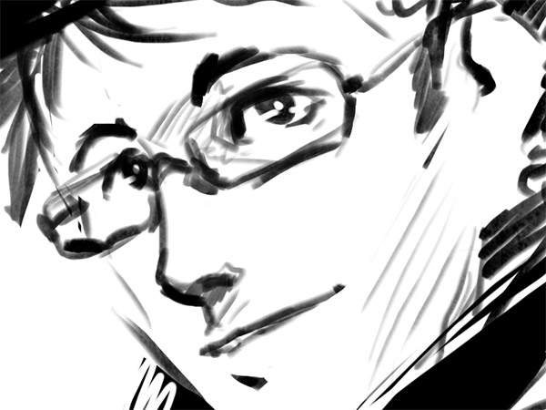 20141211-face N Glasses by seandunkley