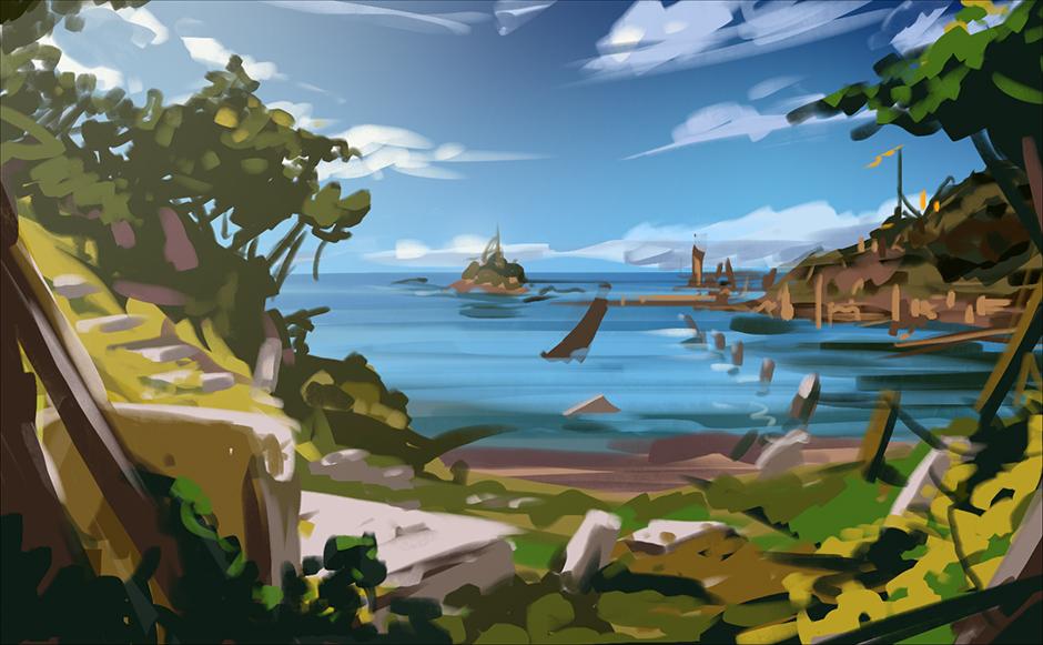 Oceanway by seandunkley