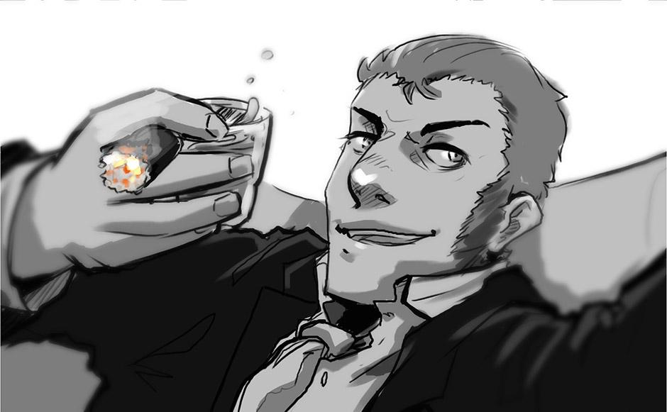 Cheers! by seandunkley