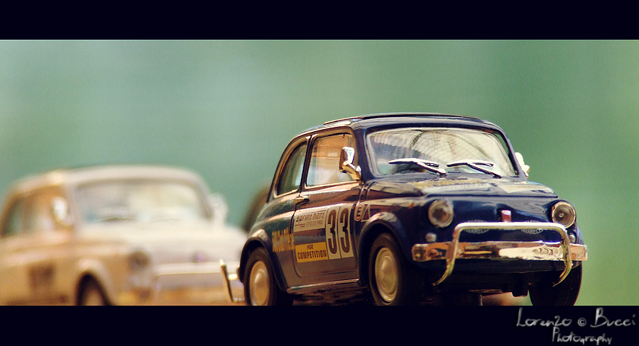 Fiat 500 House race by xxNeutroNxx