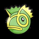 Shiny Kecleon (Shuffle)