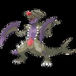 Mega Garchomp (Custom Shiny)