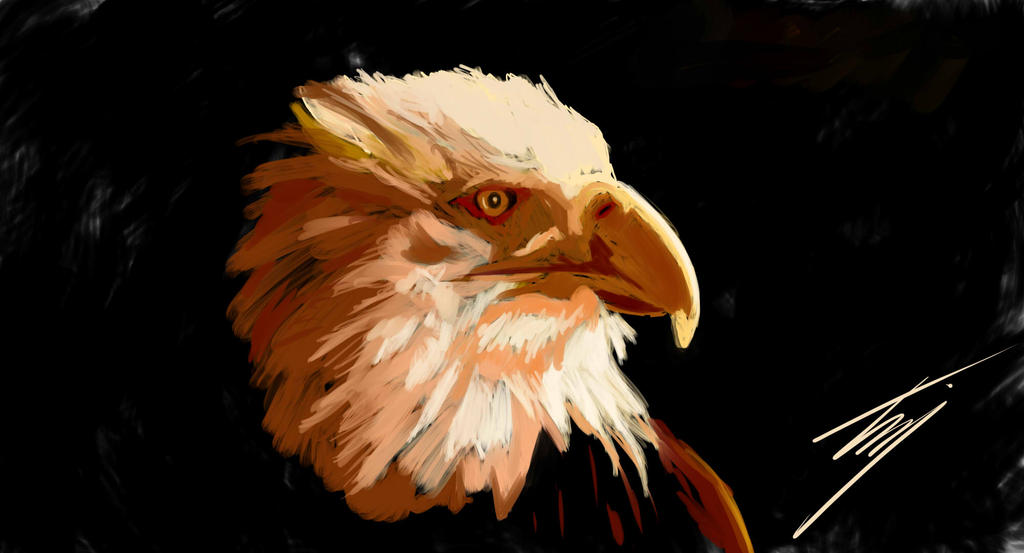 French Eagle by ismahope
