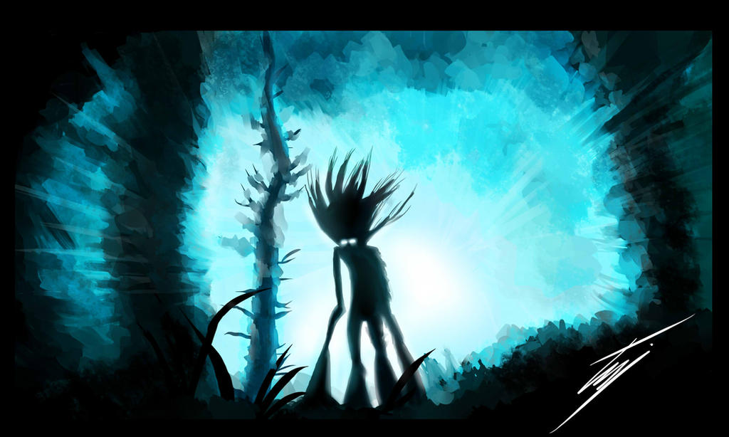 Among The Sleep Painting by ismahope
