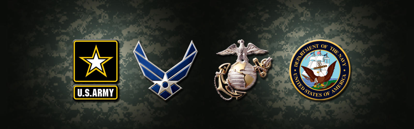 Military Branches by arichens on DeviantArt