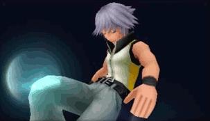 Riku - Sleep Mode by LancelotAki