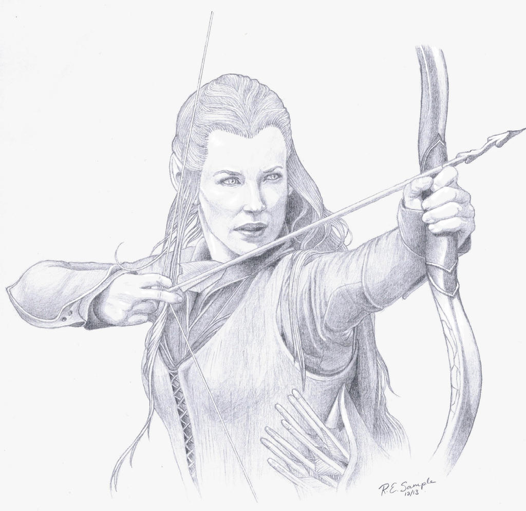 tauriel by rachels89 on deviantart