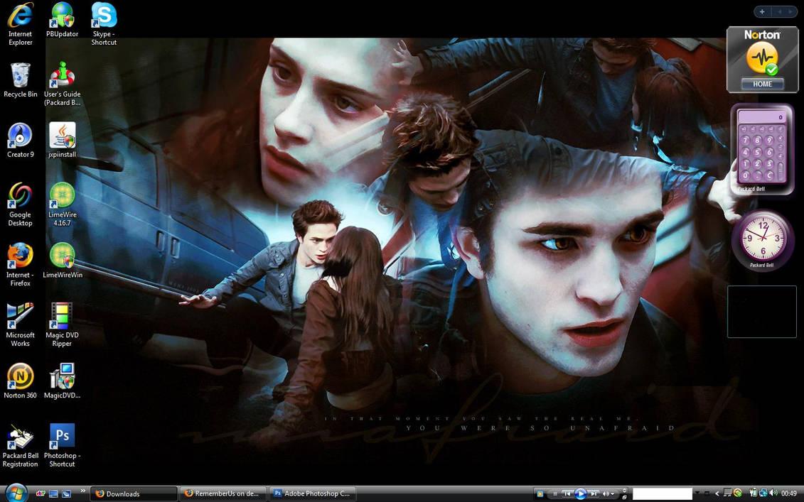 My Desktop Screenshot