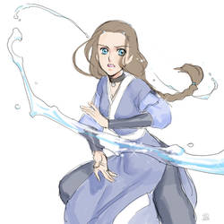 water bending by sukinahito