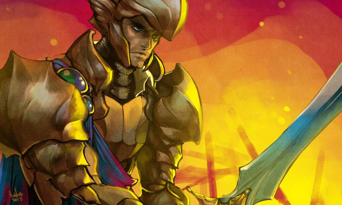 knight by sukinahito