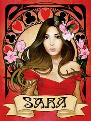 Sara by sukinahito