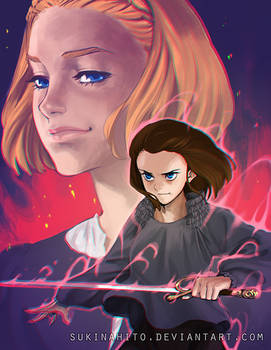 Arya vs The Waif