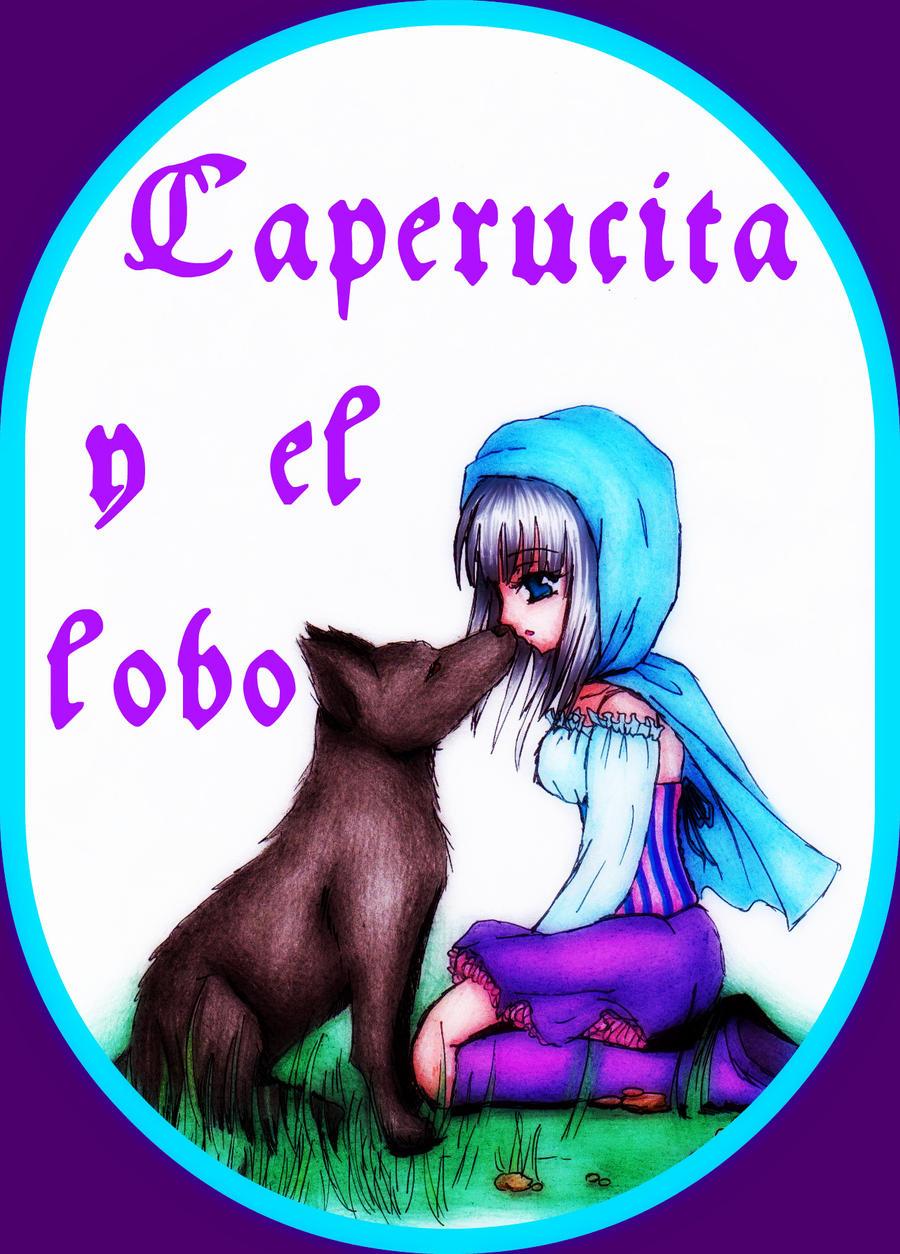 Caperucita Azul y el lobo  Little_Blue_Riding_Hood_by_HanaStarNeko_Chan