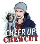Devil May Cry 5 Nero Sticker