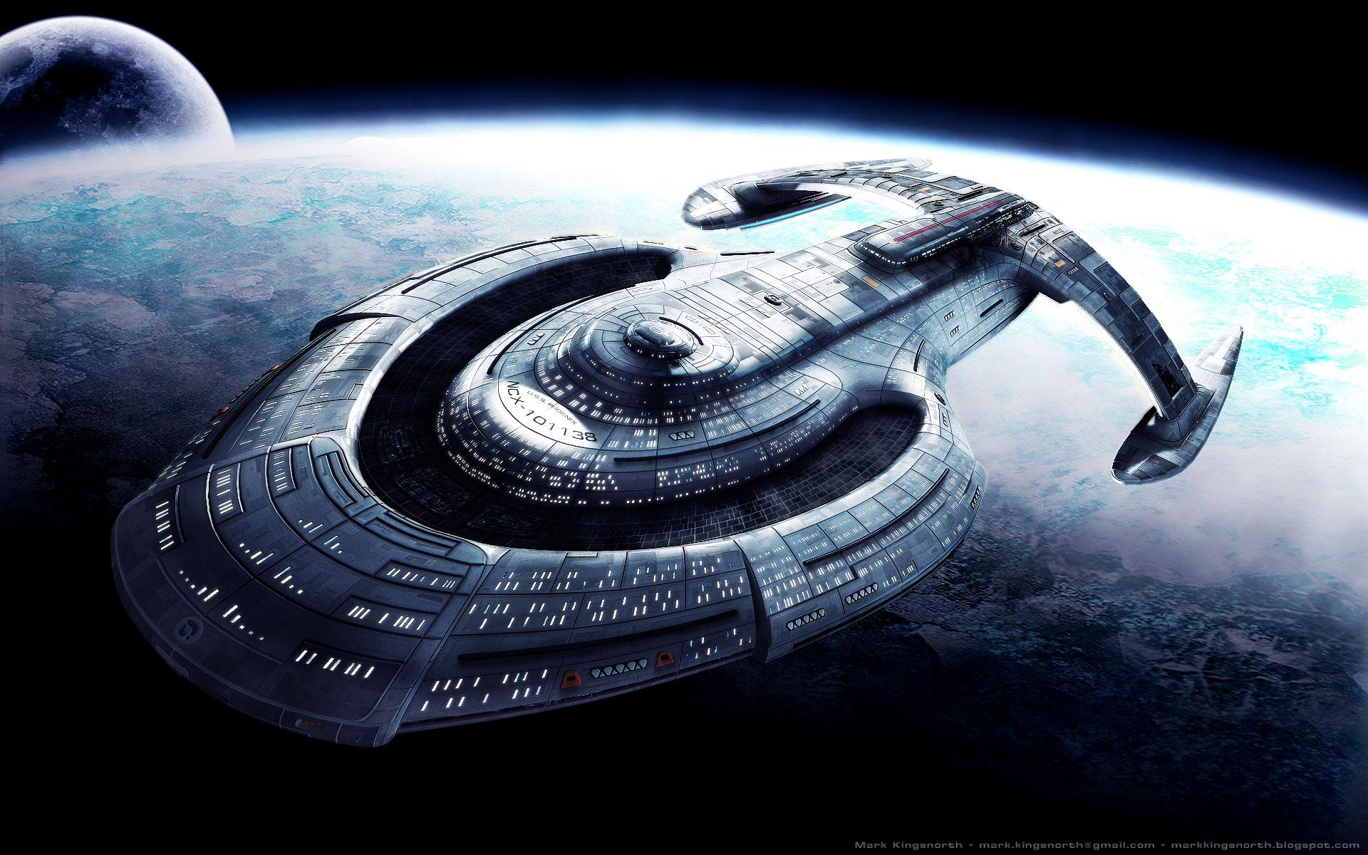 Cool Starship - TV Tropes