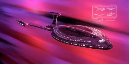 USS Carolina - SOTL Entry #1 by MarkKingsnorth
