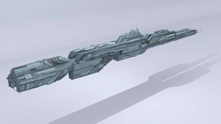 Auto Generated Spaceship