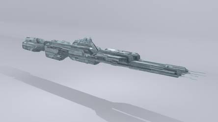 Auto Generated Spaceship 2