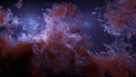Blender Nebula with E-Cycles