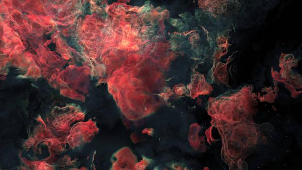 Blood Red Nebula