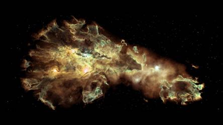 Avacado Nebula