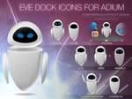 Wall-E EVE CED for Adium