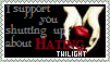I support you shutting up by Phant0mQueen