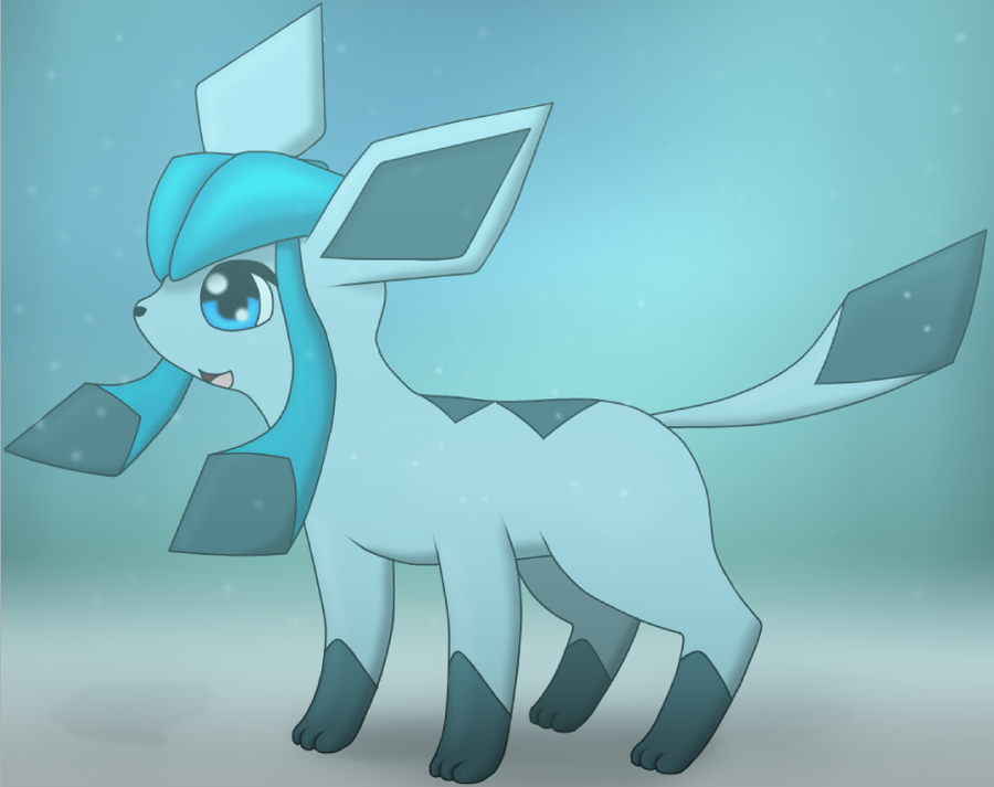 Snow in August by SirNorm