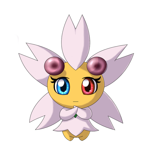 cerasus_the_shiny_cherrim_by_dreamynormy