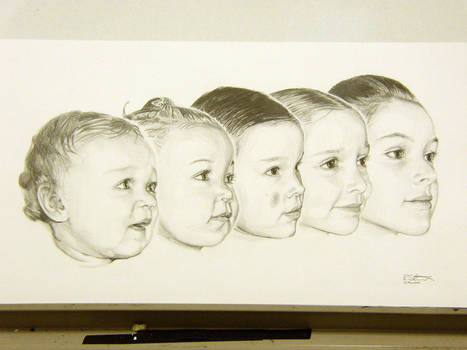 kids in graphite