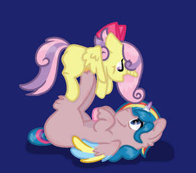 Please put me down by Kearstia