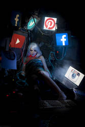 Social Media Junkie by Coach777