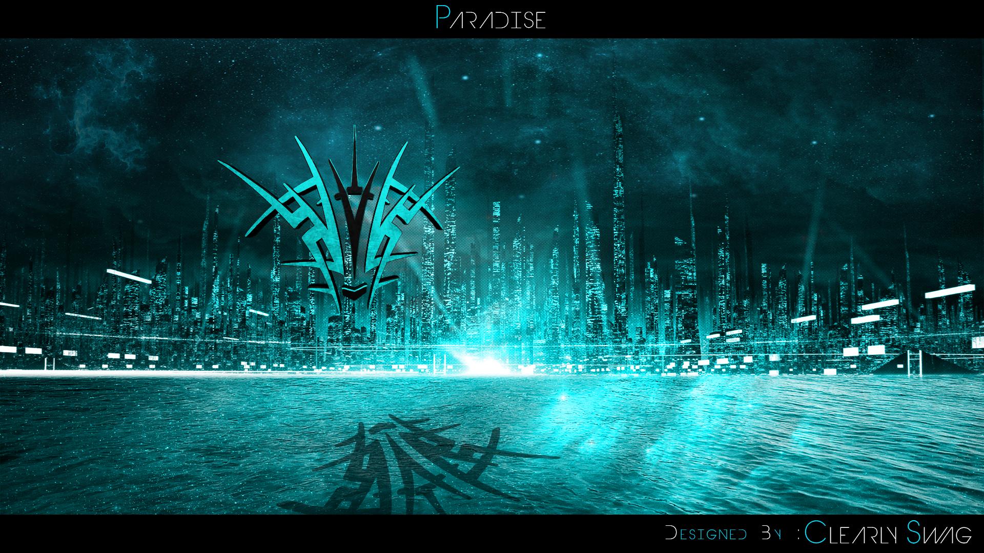 Paradise. by PrideeGFX
