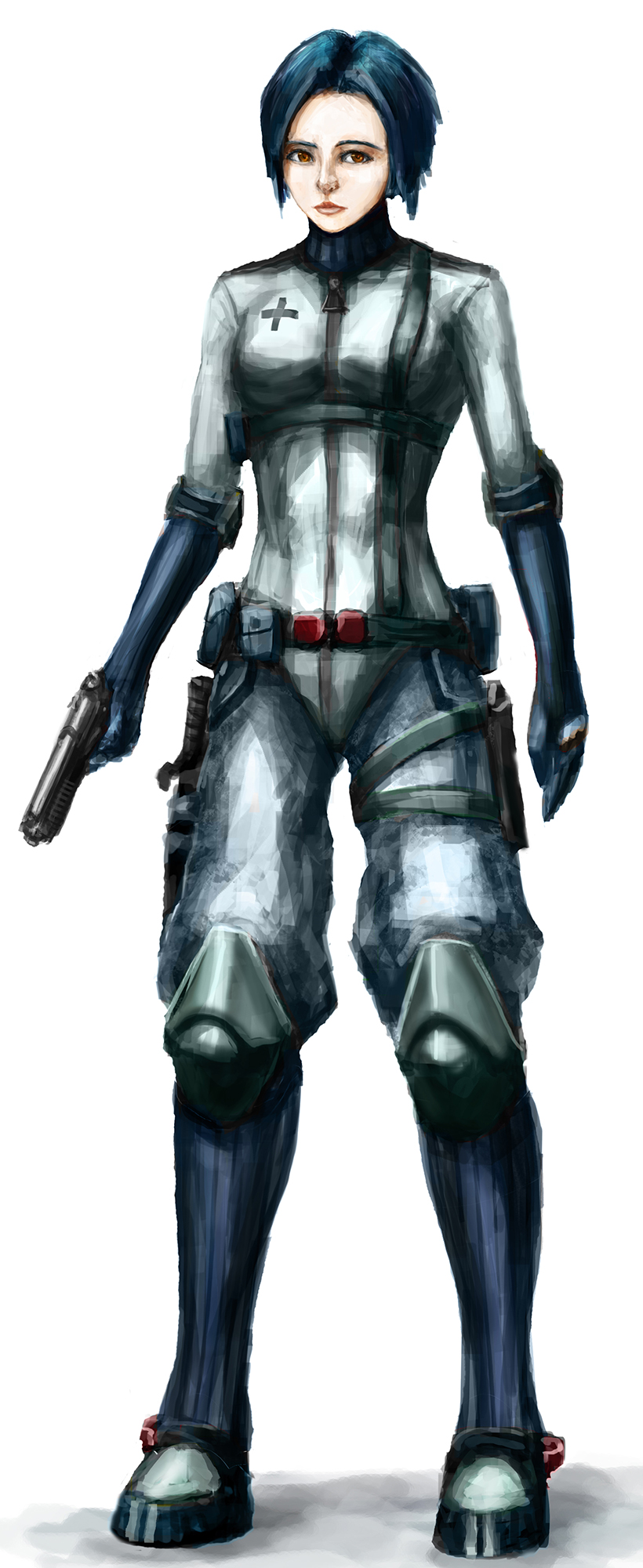 Special Forces Girl by 1gore