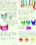 Forest Mo-aw Species Sheet (OPEN) by Lost-In-Ashes