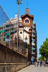 Barcelona, Spain by dream-happy