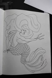 Badass Mermaid by dream-happy