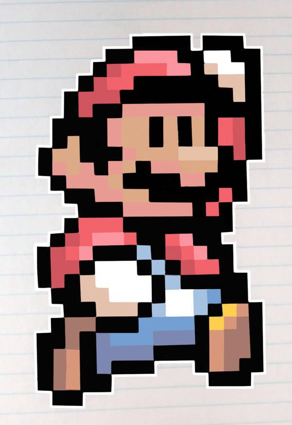 Super Mario by dream-happy