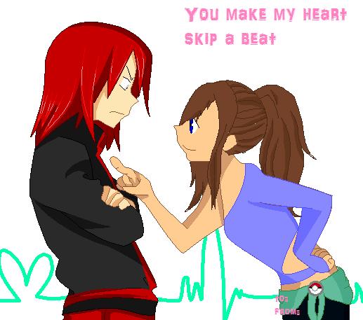 Valentines Day Card .:pokemon:.