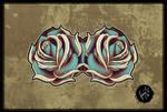 Roses - Tattoo Design
