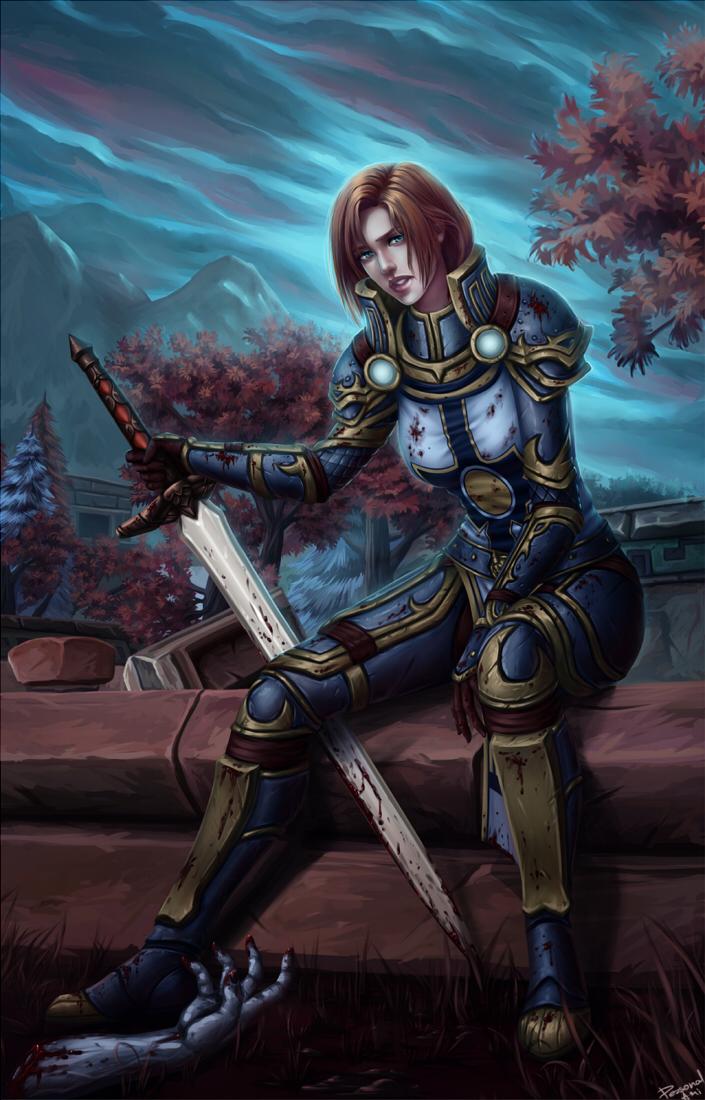 Valiara Ashlocke by PersonalAmi